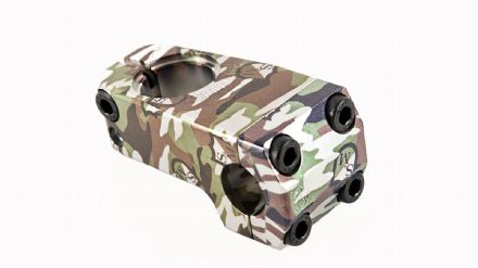 S&M Shredneck 50mm Stem Camo